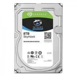 Hard Disk desktop Seagate SkyHawk Surveillance 8TB, 7200rpm, 256MB cache, SATA3, ST8000VX004