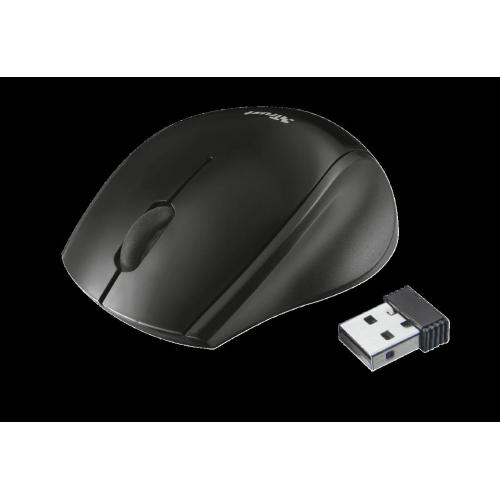 Mouse fara fir Trust Oni Micro Wireless Mouse,Negru