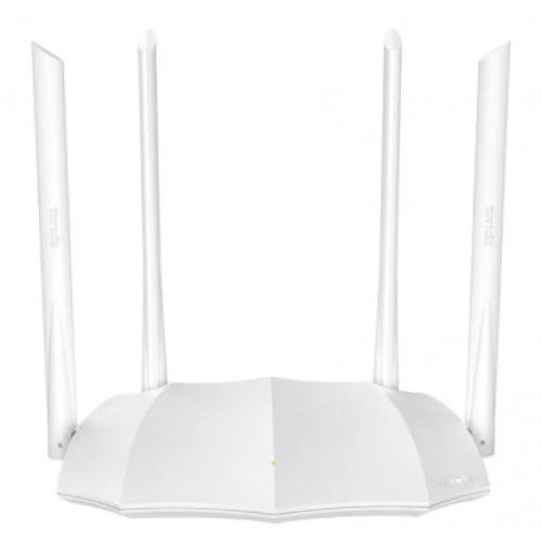 Router Wireless TENDA AC5V3 AC1200, Dual-Band 300 + 867 Mbps, alb